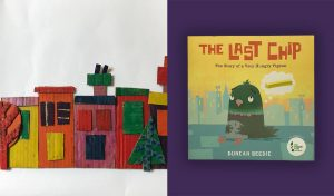 The last chip, Story and craft workshop