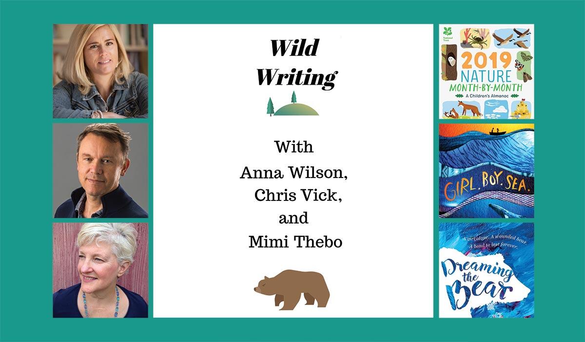 Wild Writing, Interactive talk