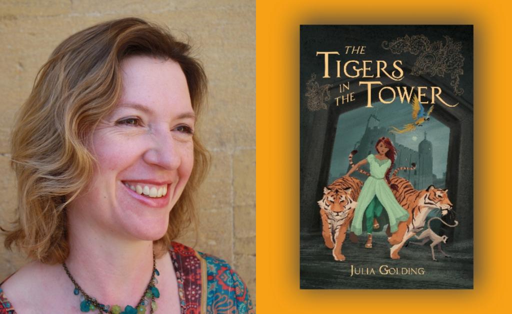 julia golding blog Tigers